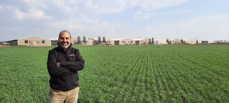 """""""Electricidad verde"""": le darán energía a una ciudad a partir de su granja porcina"""