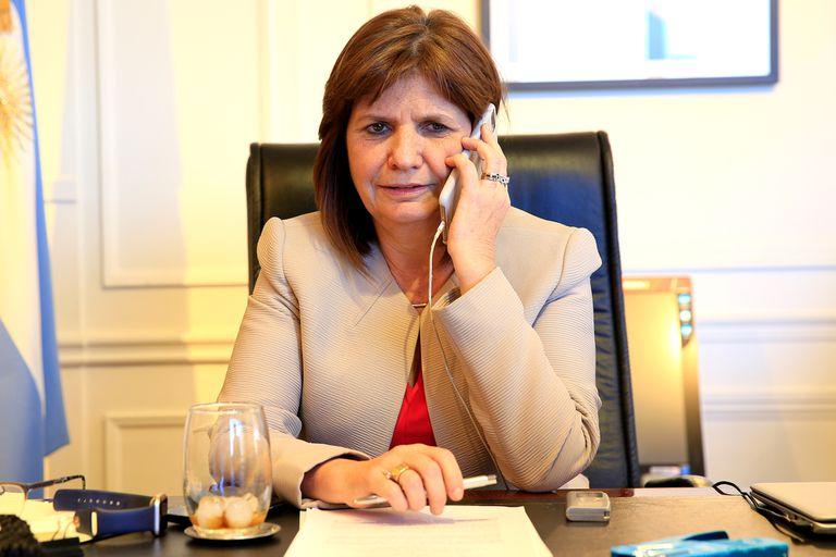 """Patricia Bullrich: """"Estamos hartos de los paros"""""""