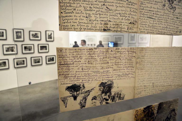 """Greco definía Besos Brujos como una """"novela"""" """"Es literatura y no pintura"""", decía"""