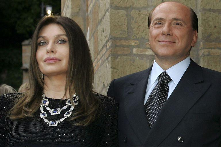Millonario acuerdo: Berlusconi y su exmujer ponen fin a 10 años de batalla legal