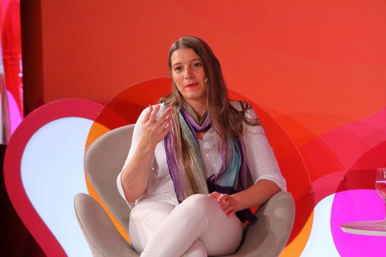 Alida Weht (Fundación Las Omas)