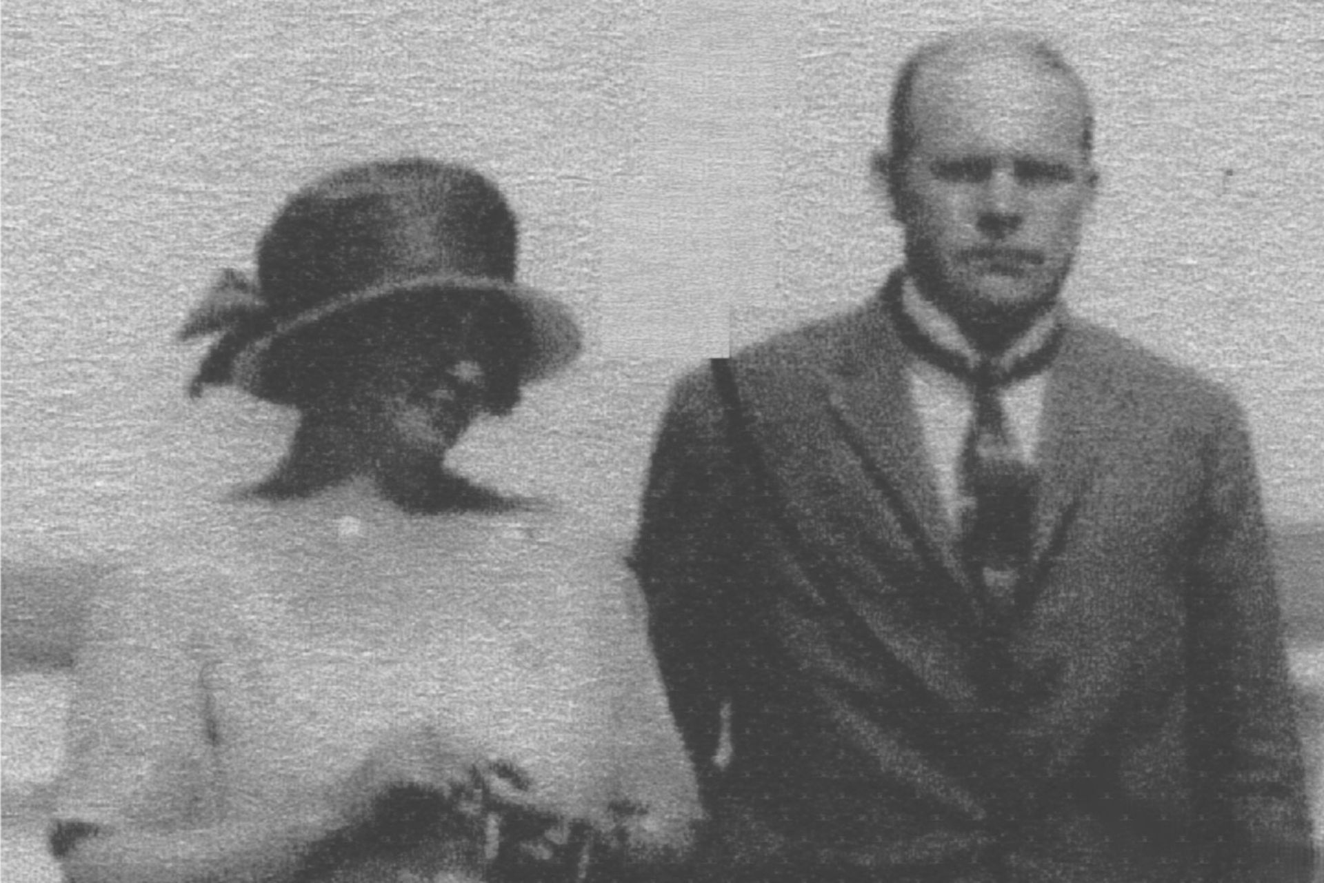 Emma Christensen y Otto Wulff, una pareja buena en el amor y en los negocios.