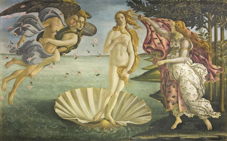 Sandro Botticelli: cómo nace un récord