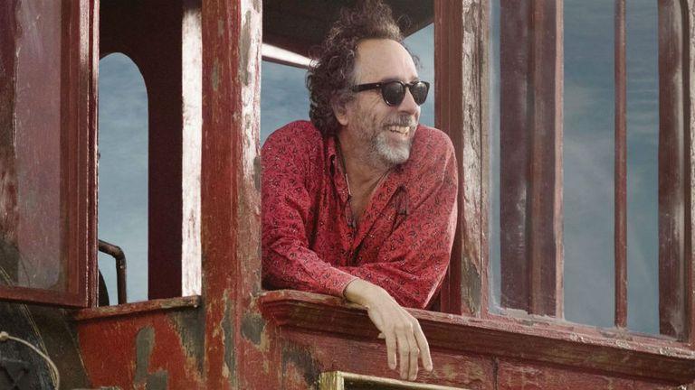 Tim Burton prepara su versión de Dumbo