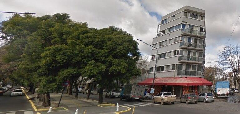 El asesinato se registró en el cruce de diagonal 73 y calle 64, en La Plata