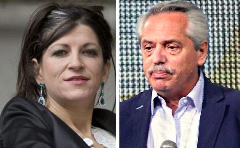 """Vallejos: más críticas a Fernández, su mayor miedo y la ley que """"la hicieron"""" votar"""