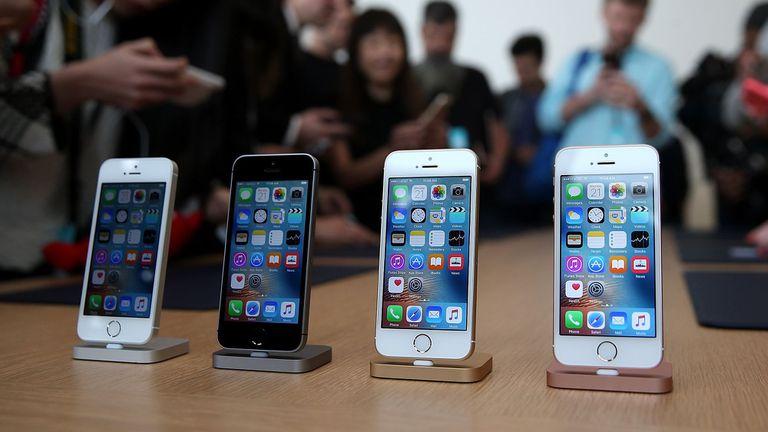 iPhone SE: cómo se compara con el iPhone 5S