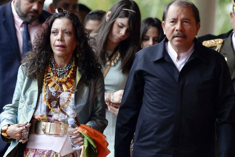 Rosario María Murillo Zambrana es una activista, poetisa, escritora y política nicaragüense.? Desde el 10 de enero de 2017 es la vicepresidente de Nicaragua