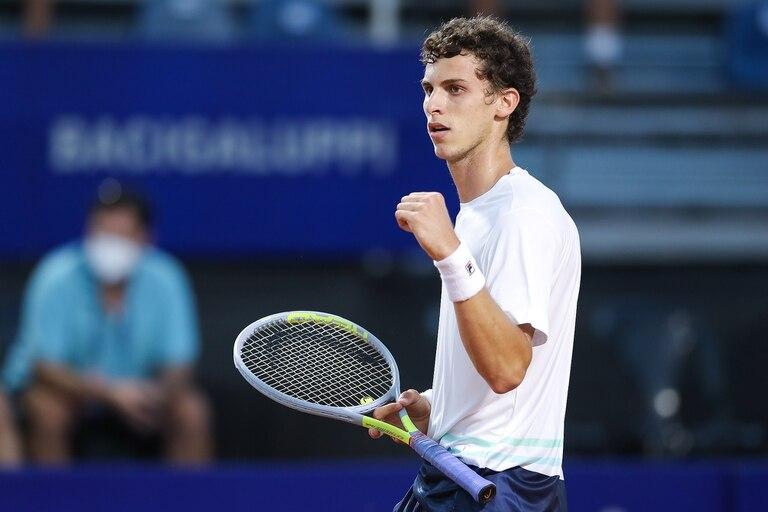 Juan Manuel Cerúndolo, el nuevo nombre argentino en la lista de ganadores de ATP