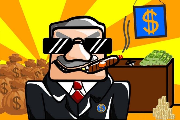 Alcalde corrupto, un curioso videojuego que sus creadores definen como un oscuro Monopoly basado en sobornos, fraudes y estafas de la escena política