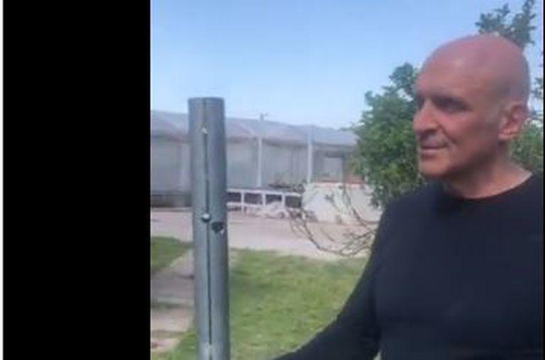 La irónica actuación de José Luis Espert al interpretar el debate con Nicolás Del Caño