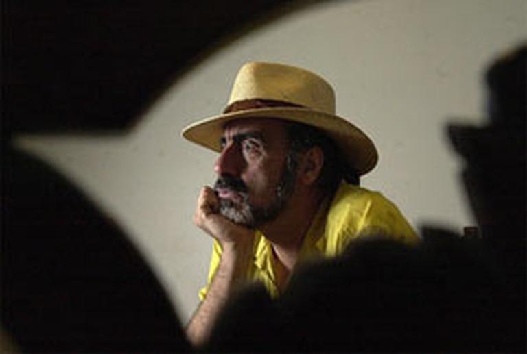 Héctor Alvarellos, director de La Runfla y gestor del proyecto