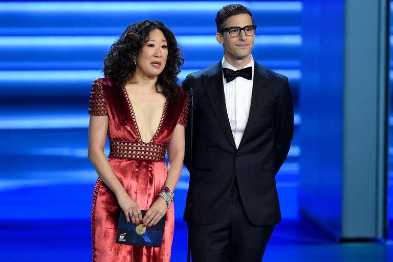 Globo de Oro 2019: Andy Samberg y Sandra Oh serán los anfitriones