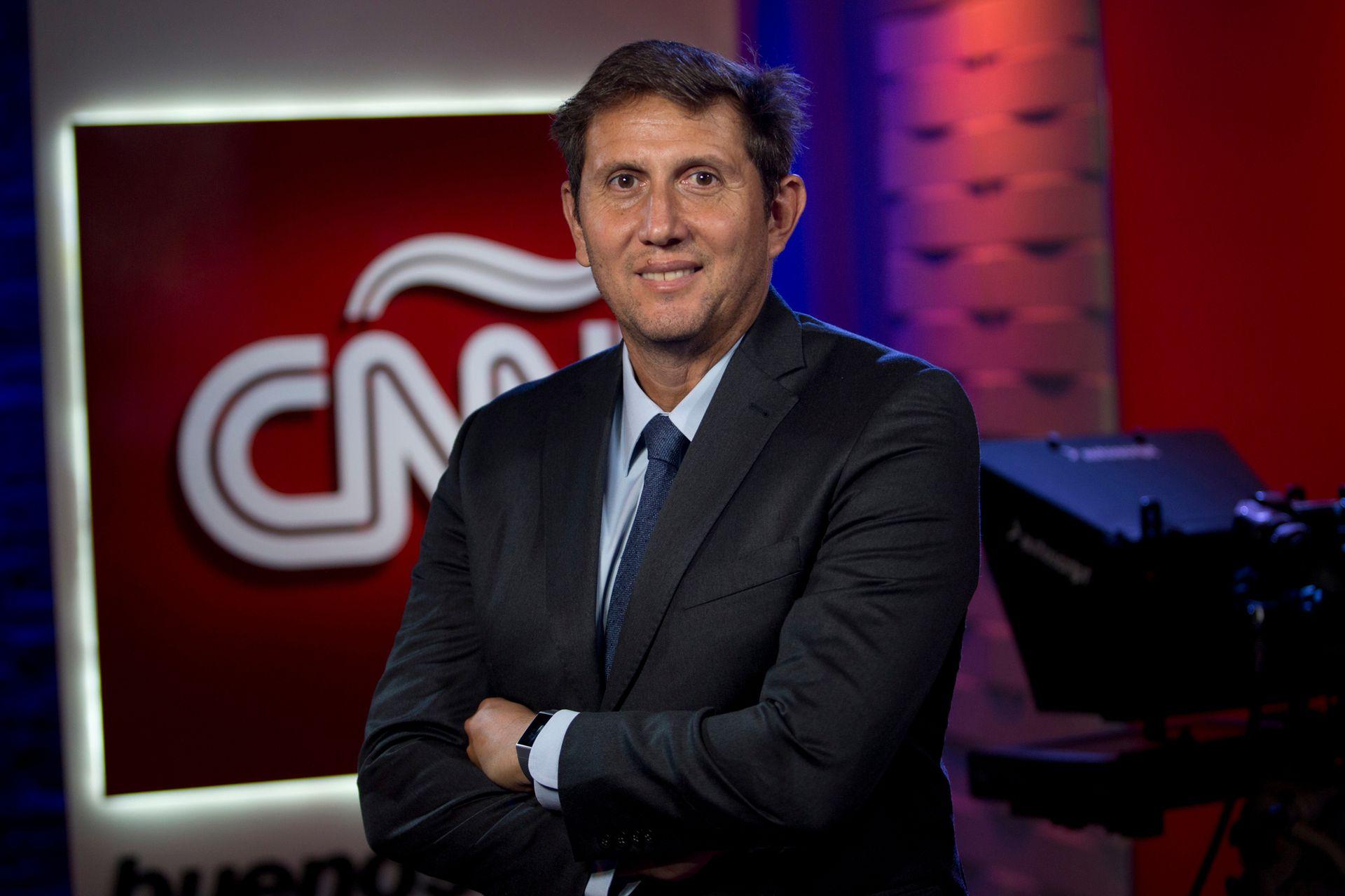 Juan Pablo Varsky conducirá el noticiero Perspectivas desde Buenos Aires en CNN en Español