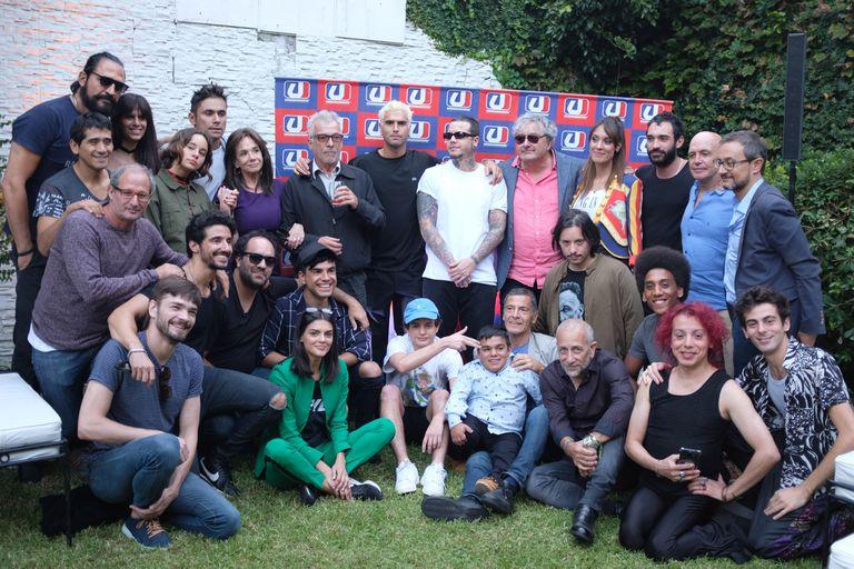 El equipo que formará parte de la tercera temporada participó de un evento de lanzamiento