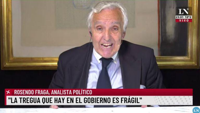 Para Rosendo Fraga, al oficialismo le costará revertir la elección