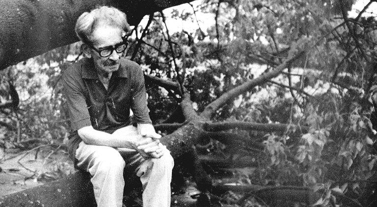 El poeta entrerriano Juan L. Ortiz