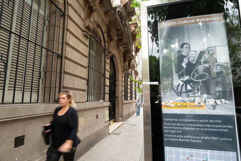 La casa menos conocida de Carlos Gardel que se esconde en Balvanera