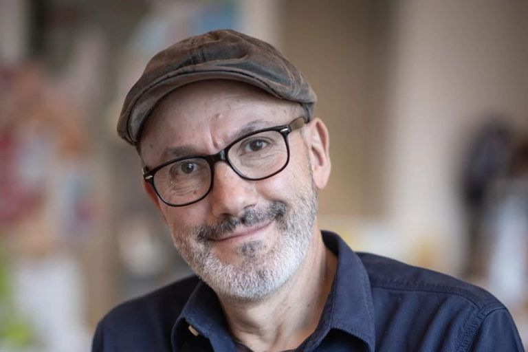 Jean Yves Ferri, el guionista del nuevo episodio de Asterix