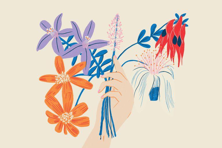 Flores de Bush. Cómo usarlas para manejar la pena, el enojo o el rencor