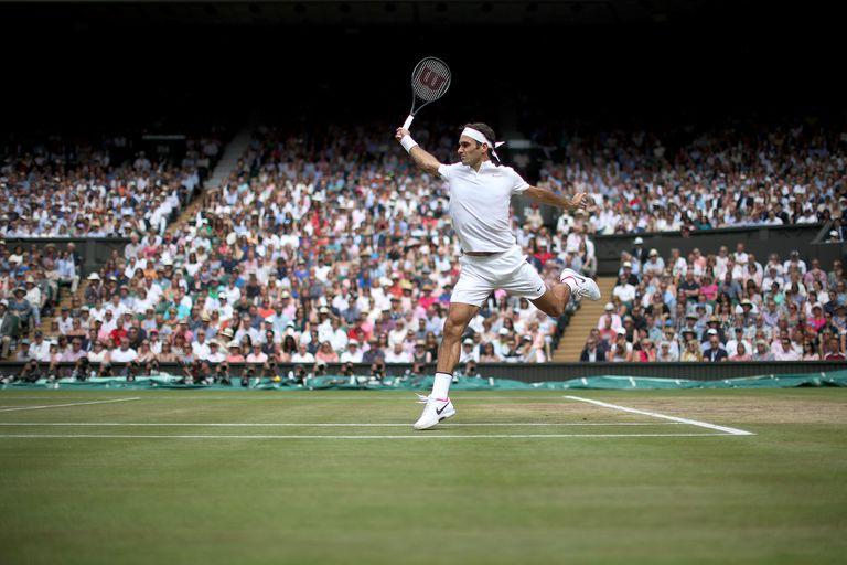El suizo Roger Federer, un artista inigualable de la historia del tenis, cumple 40 años este domingo.