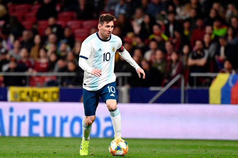 Una vez más, las sociedades no se dieron y Messi no trascendió
