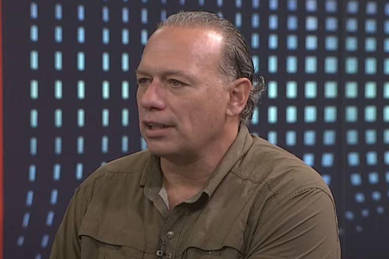 """Sergio Berni: """"A esta cuarentena le falta una semana más"""""""