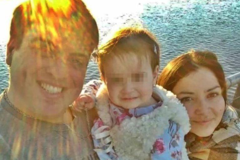 Carlos Schweizer, uno de los tres fallecidos por Covid-19, tenía una hija de tres años