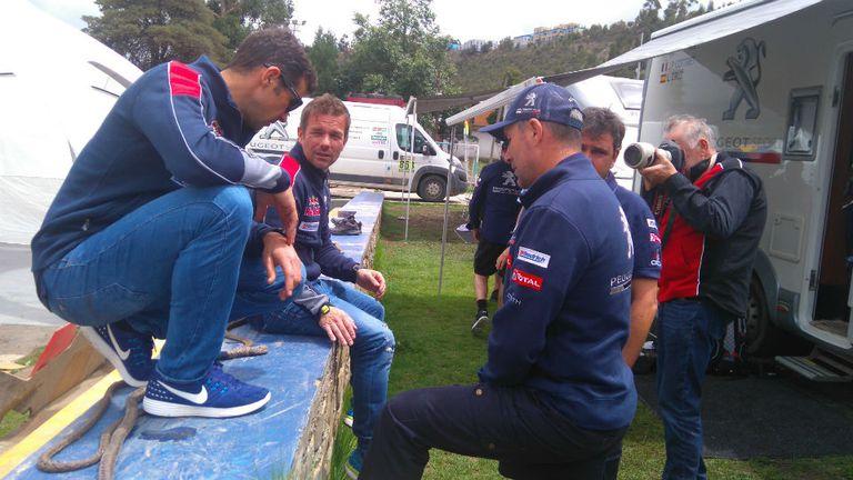 Los tres pilotos que quieren darle el título a Peugeot