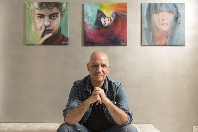 """Machado:  """"Sin dudas, mi pintor adolescente vino a rescatarme de la angustia en la que me encontraba sumido"""""""