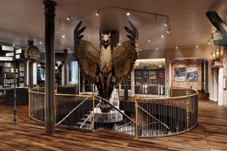 Cómo será la impresionante tienda de Harry Potter que se abrirá en Nueva York