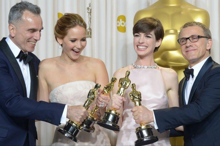 Daniel Day-Lewis tiene en su haber nada menos que tres premios Oscar como mejor actor protagónico