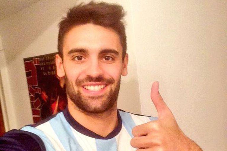 Sebastián Solé vuelve a vestir la camiseta celeste y blanca