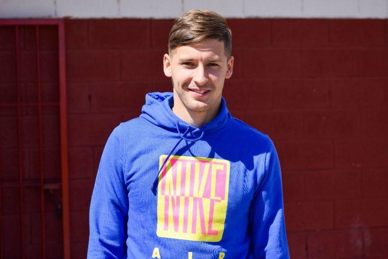 A los 19 años, Matko Miljevic ya jugó en los seleccionados juveniles de la Argentina y Croacia.