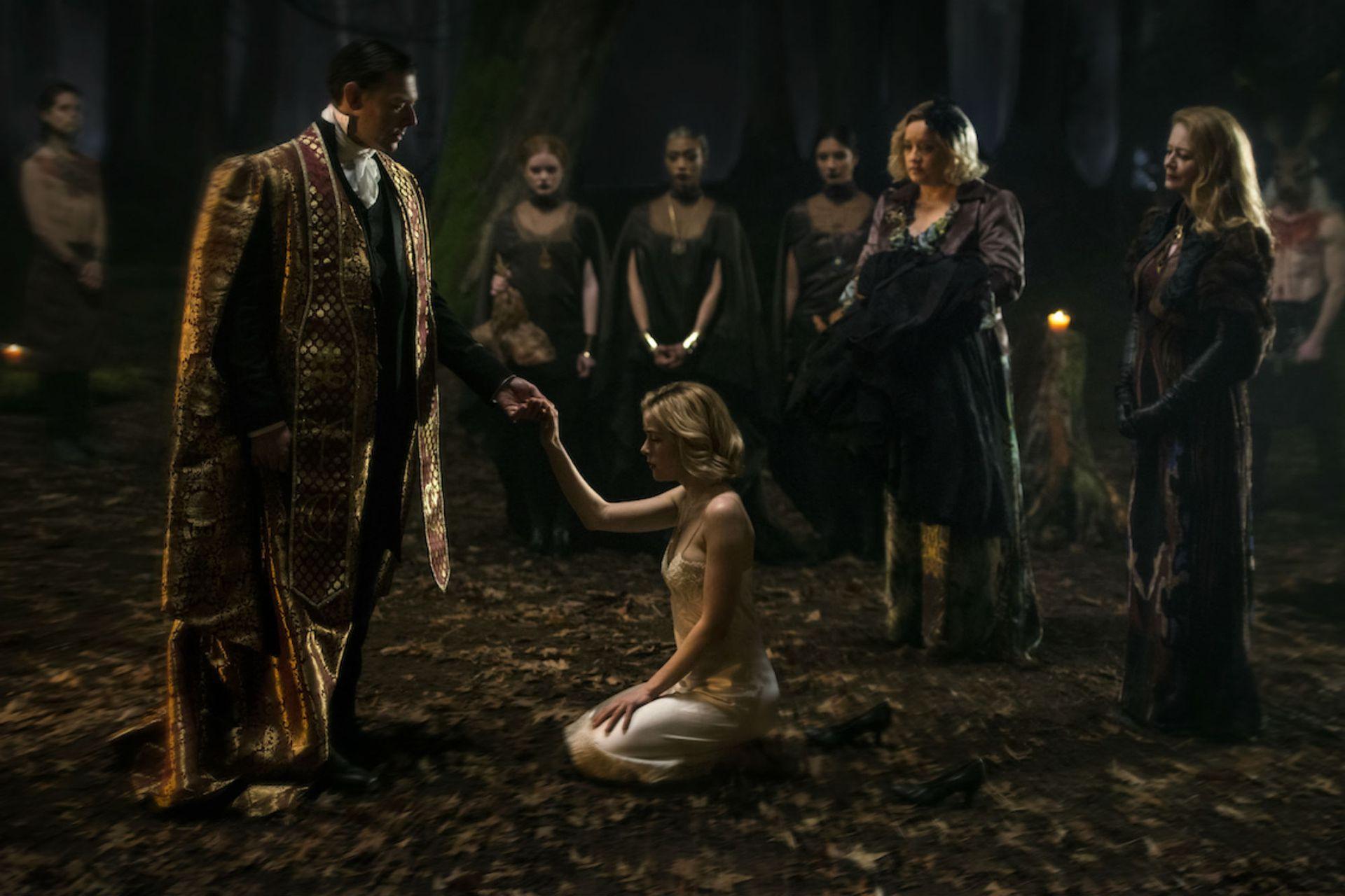 Según su creador, El mundo oculto de Sabrina tiene la impronta de films como El bebé de Rosemary, El exorcista, Carrie y Evil Dead