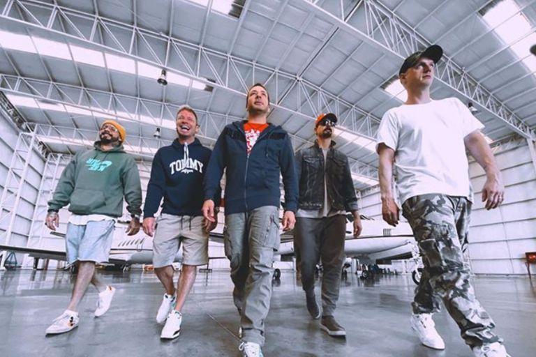Cuando los Backstreet Boys fueron superhéroes gracias a Stan Lee