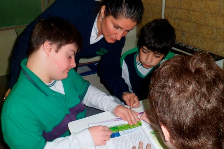¿Por qué es bueno elegir una escuela inclusiva para nuestros hijos?