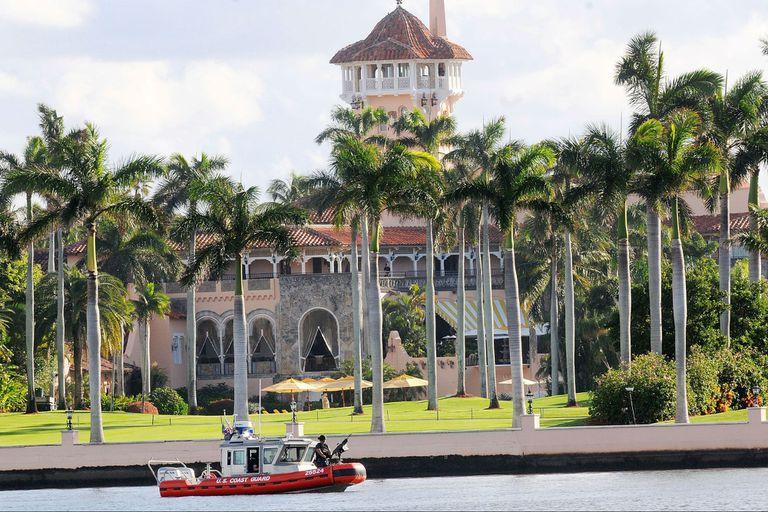 Huracán. Dorian podría entrar a Florida por la zona donde Trump tiene su resort