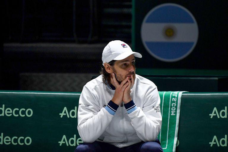 Copa Davis. Gaudio, frente al mayor desafío desde que se convirtió en capitán