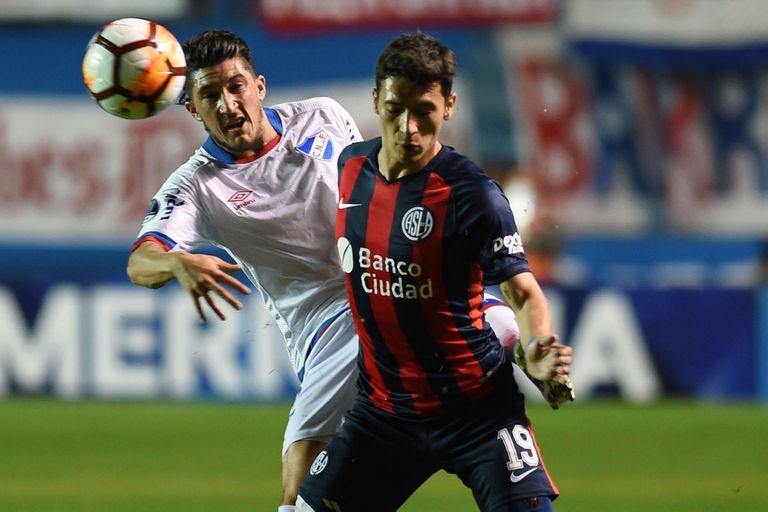 Tras la caída de San Lorenzo, el análisis de Botta y su bronca con el árbitro