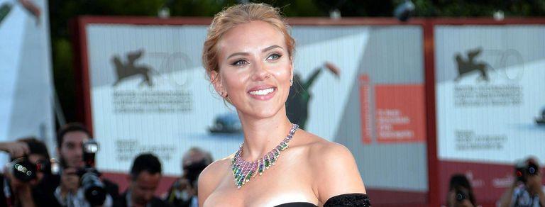 Scarlett Johansson quiere darle otra oportunidad al amor