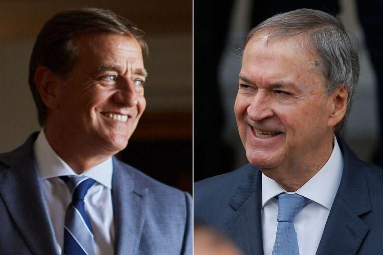 Los gobernadores de Mendoza, Rodolfo Suárez, y de Córdoba, Juan Schiaretti, informaron que no se pondrán ahora la vacuna rusa, como pretenden en la Casa Rosada, sino que lo harán cuando les llegue su turno