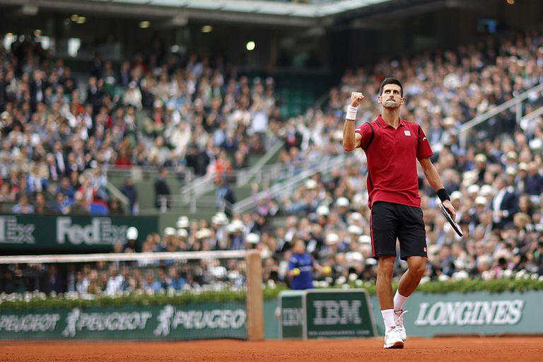 Djokovic, grande entre grandes