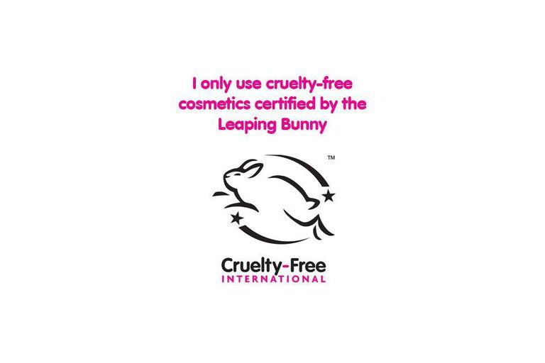 Campaña para el uso de cosméticos cruelty-free