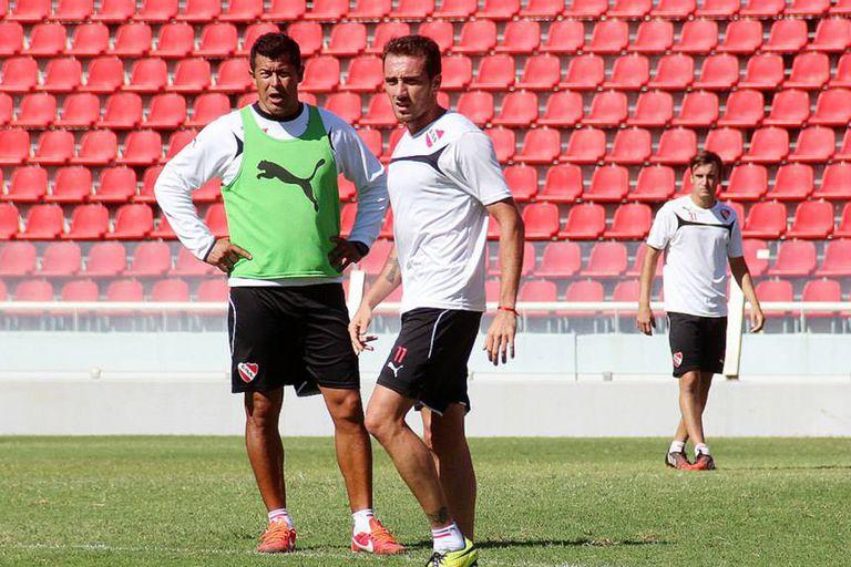 Jorge Almirón ratificó que al equipo le hace bien el regreso de Mancu