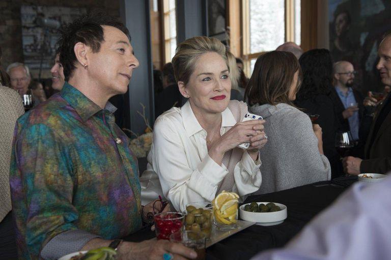 Llega Mosaic, la serie que une a Steven Soderbergh con Sharon Stone