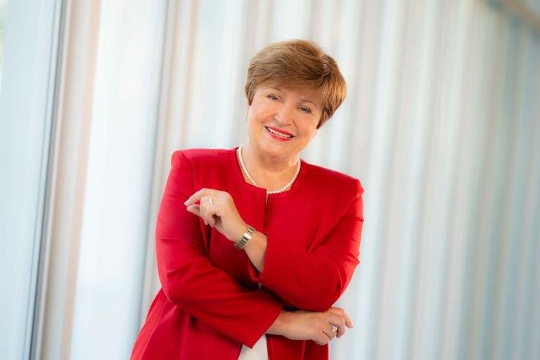 15-07-2020 Kristalina Georgieva, directora gerente del FMI POLITICA ECONOMIA FMI