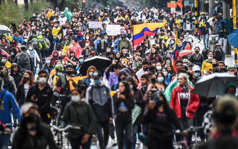 Tensión y violencia en Colombia