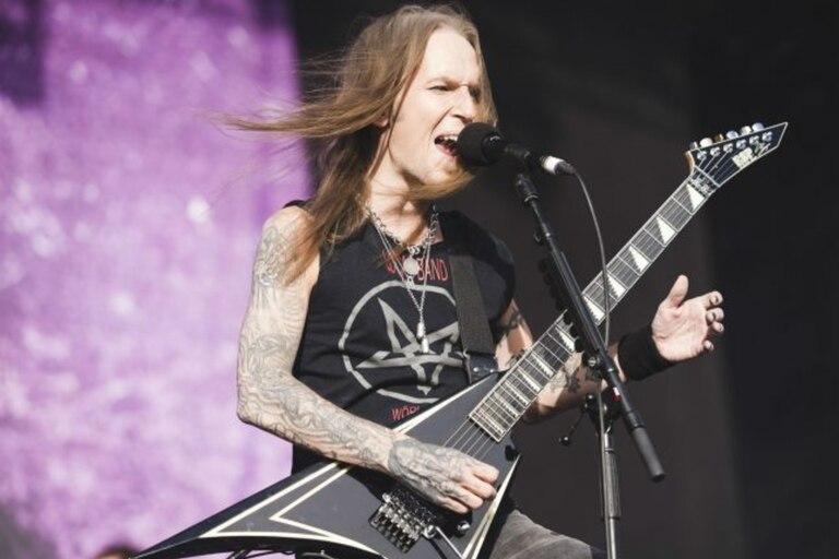 Tenía 41 años: murió Alexi Laiho, líder de la banda finlandesa Children Of Bodom