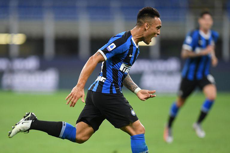 Inter. Lautaro Martínez volvió con un gol y una asistencia frente a Torino